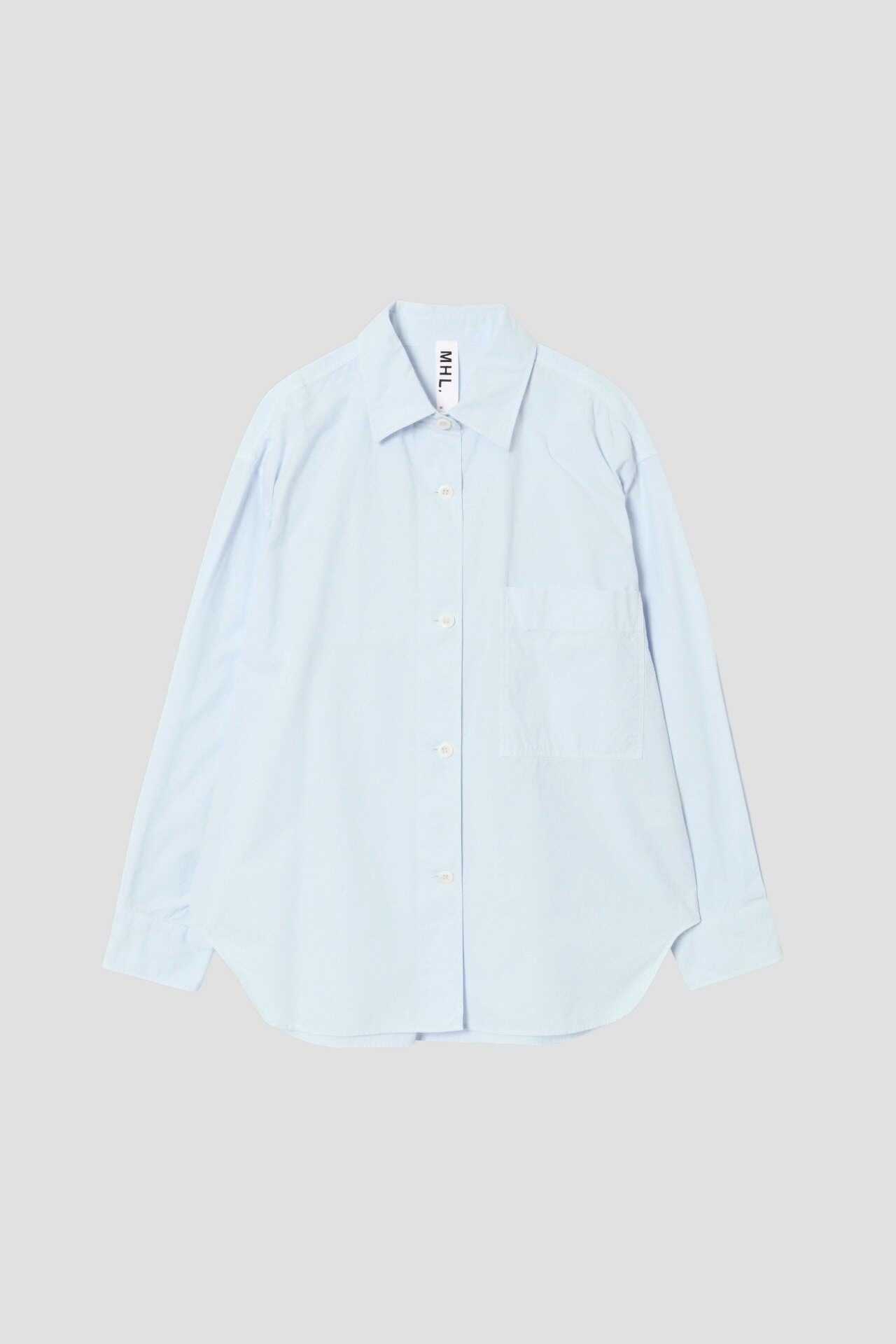 DENSE COTTON POPLIN(MHL SHOP限定)6