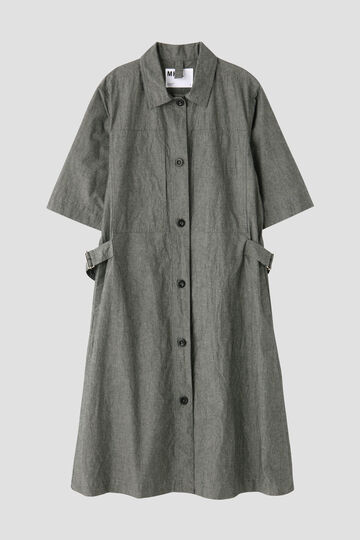 COTTON LINEN CHAMBRAY(MHL SHOP限定)_023