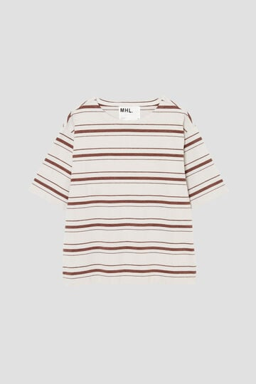 IRREGULAR STRIPE COTTON JERSEY_021