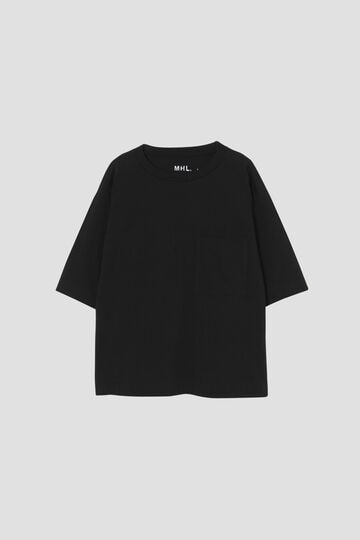 GARMENT DYE BASIC JERSEY(MHL SHOP限定)_010