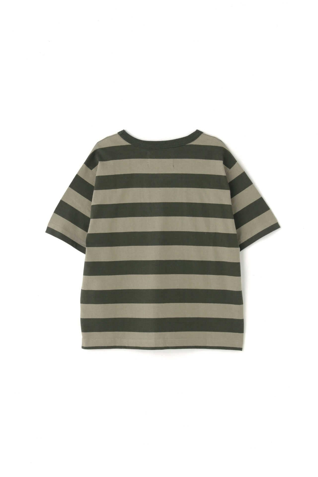 COTTON HEMP WIDE STRIPE2
