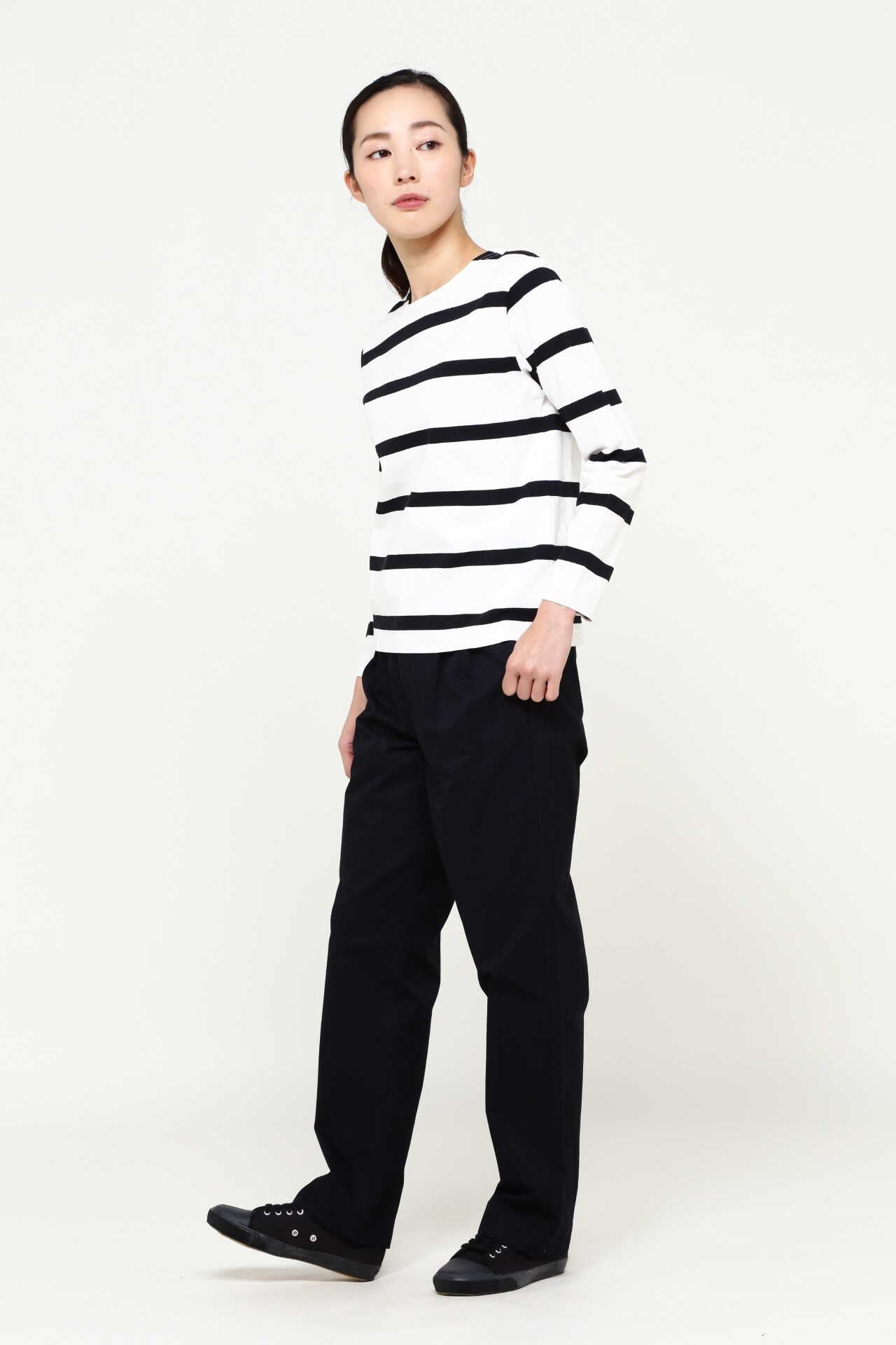 WIDE STRIPE DRY JERSEY7
