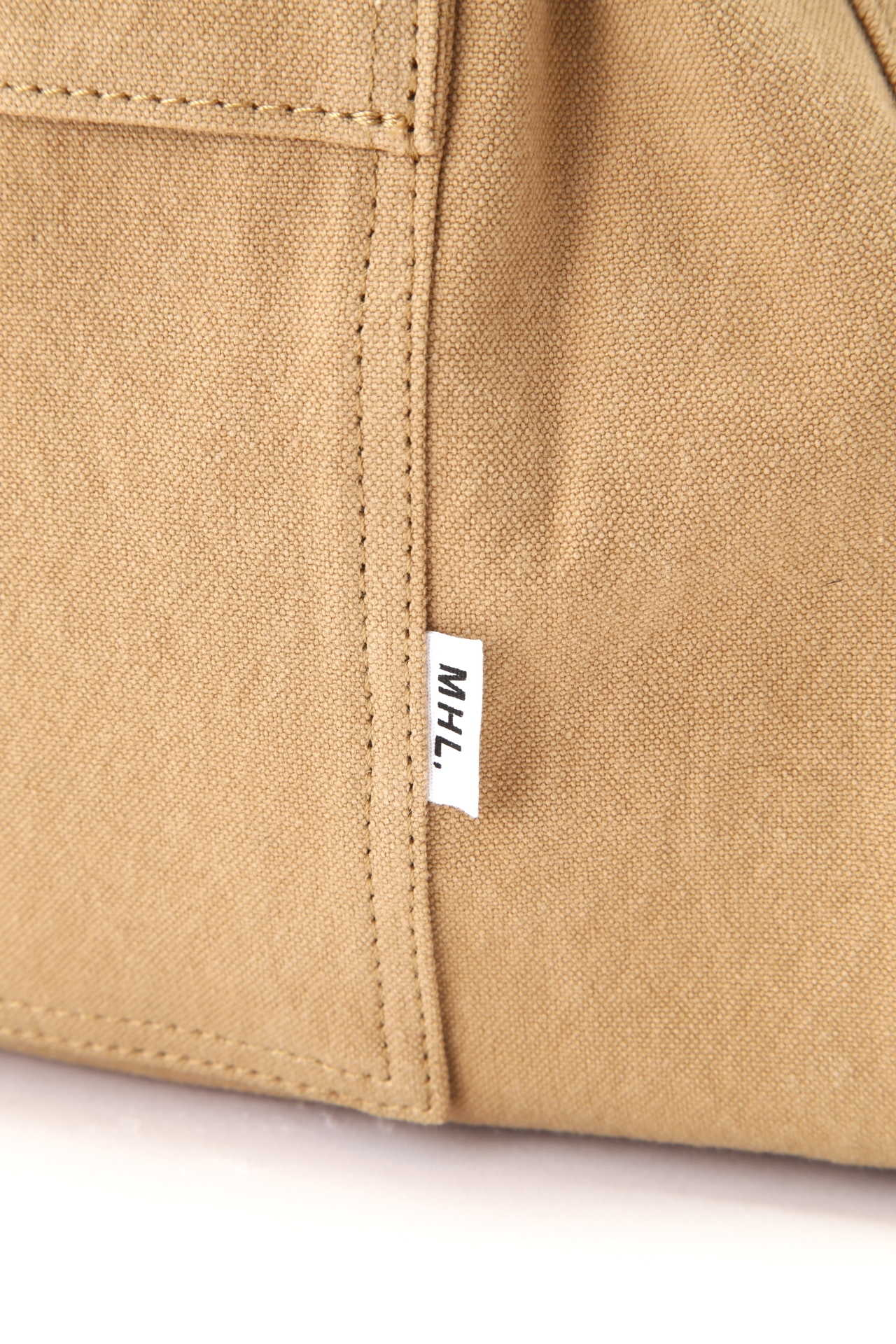 WASHED COTTON CANVAS(MHL SHOP限定)6