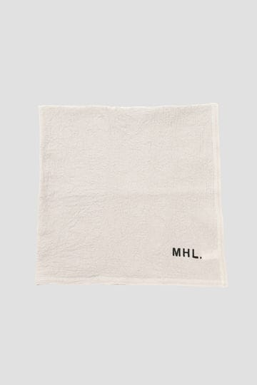 WASHED WOOL LINEN SCARF_032