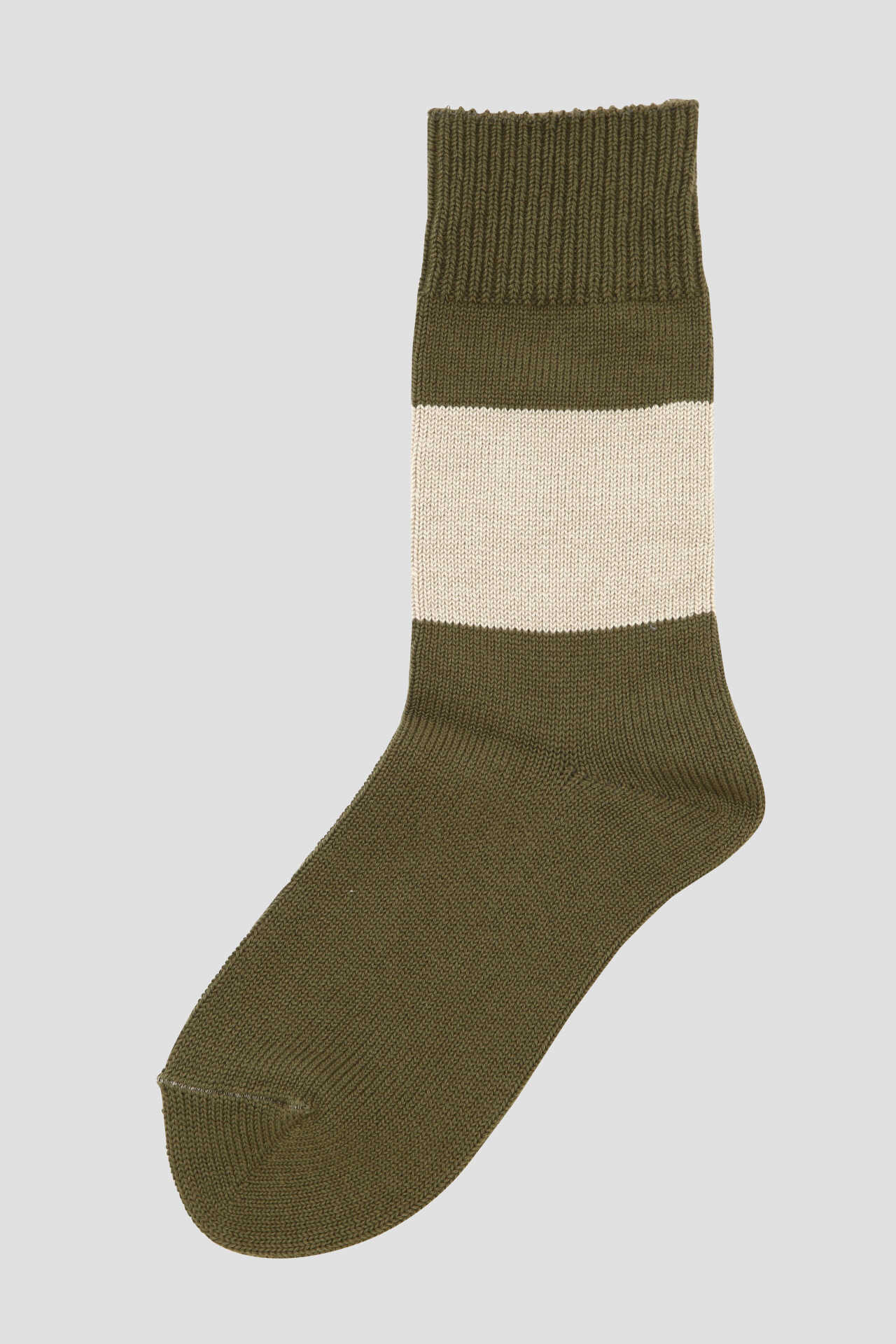 BOLD STRIPE COTTON SOCK7