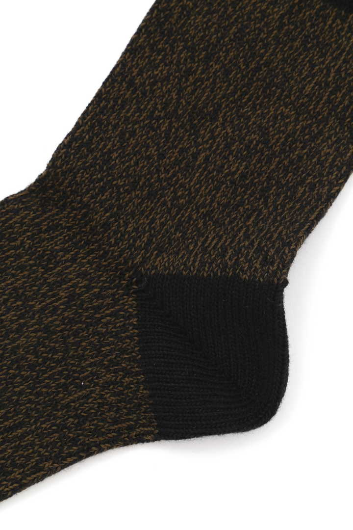 MELANGE COTTON LINEN SOCK3