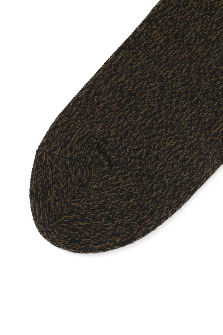 MELANGE COTTON LINEN SOCK4