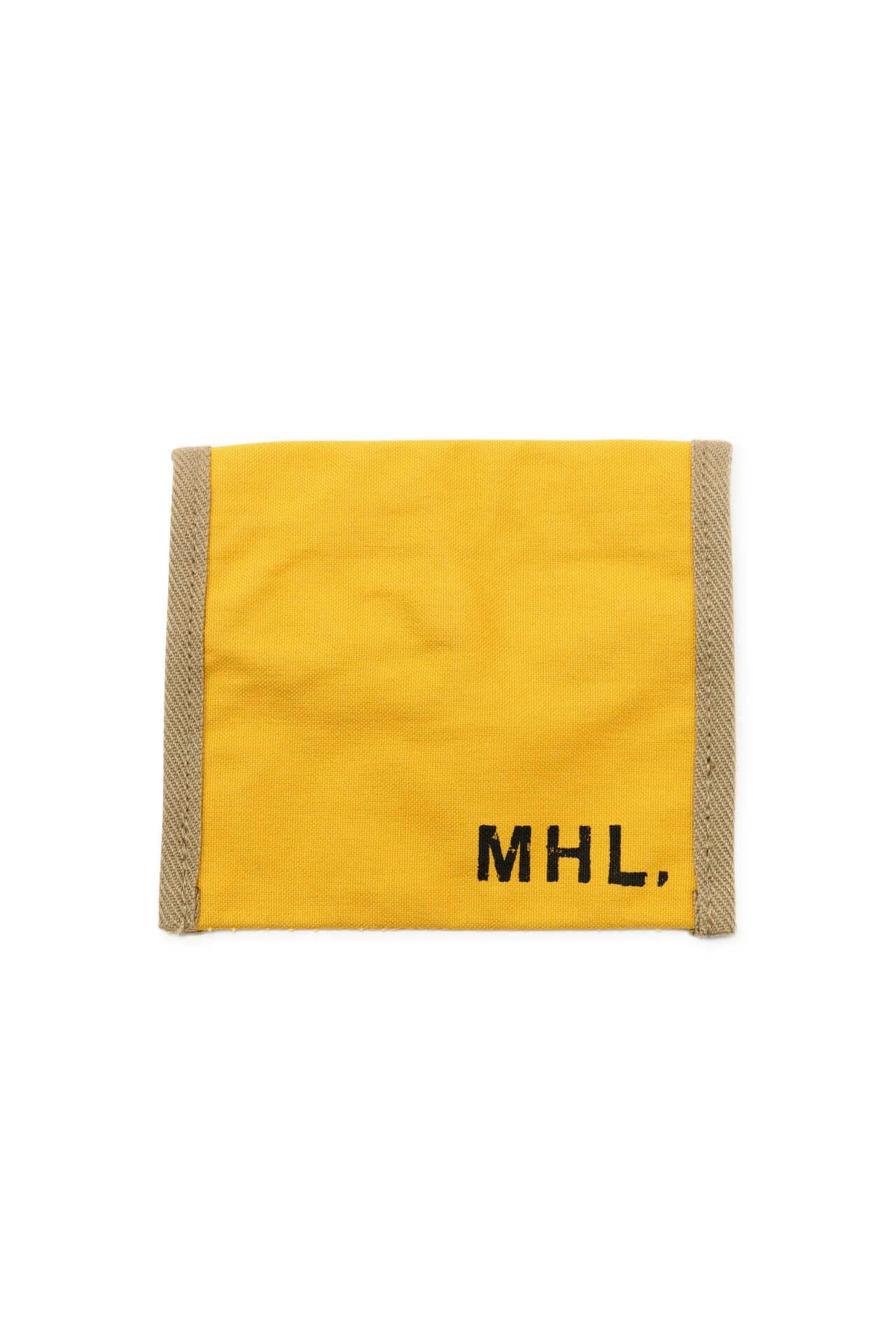 BASIC COTTON CANVAS(MHL SHOP限定)2