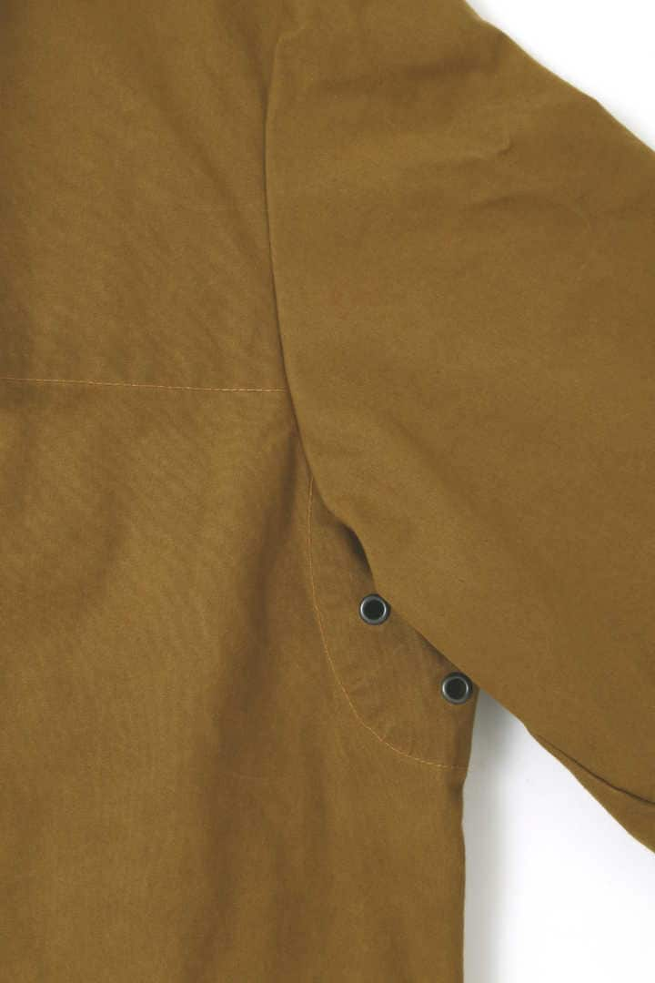WASHED WAXED COTTON