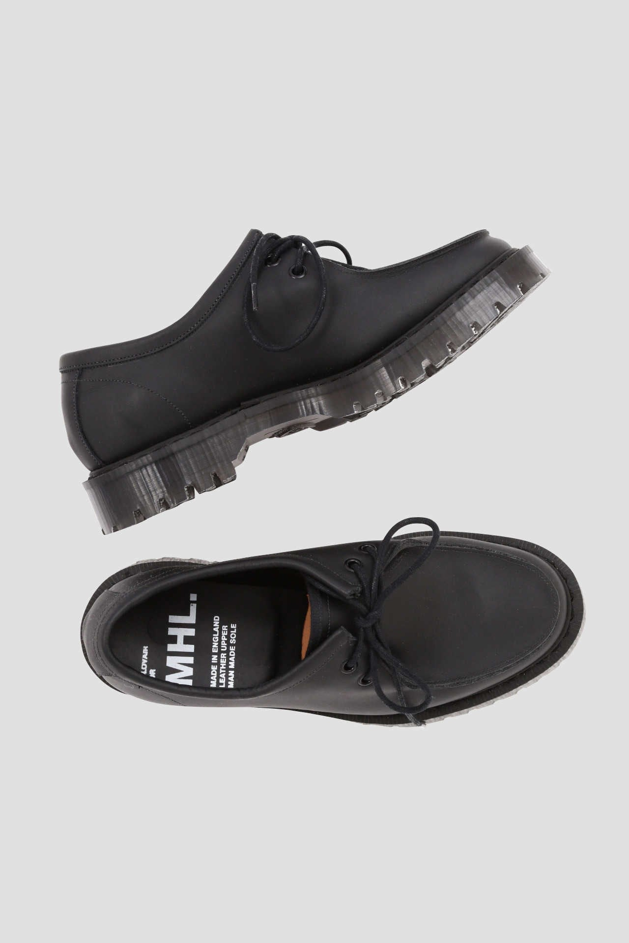 MHL MOCCASIN SHOE(MHL SHOP限定)1