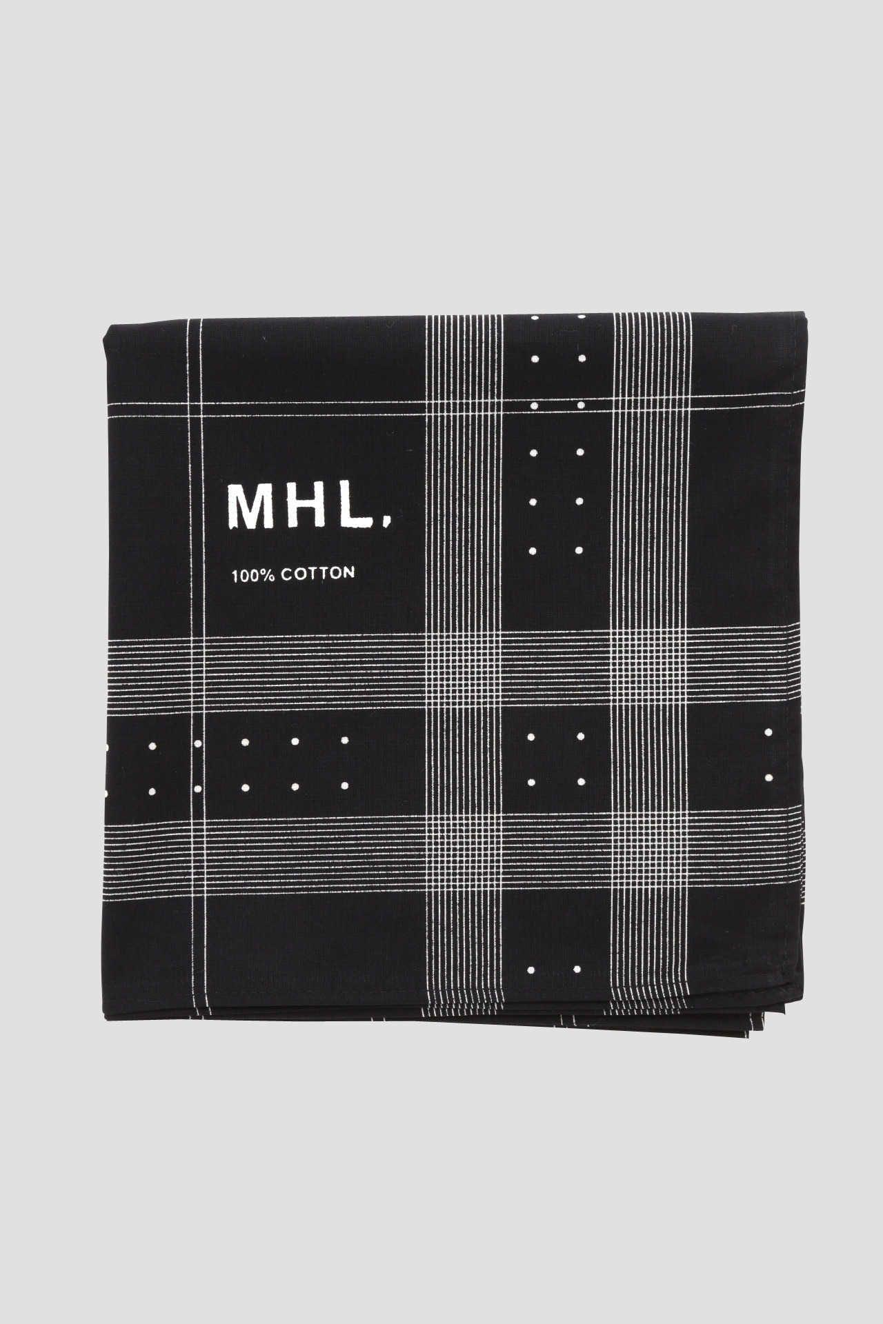 MHL PRINTED SCARF