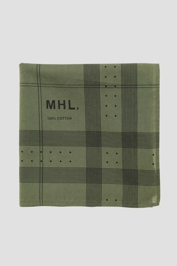 MHL PRINTED SCARF