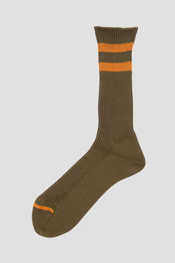 STRIPE RIB SOCK