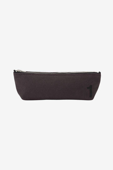 【&Premium別注】COTTON CANVAS NUMBER POUCH 1