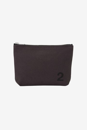【&Premium別注】COTTON CANVAS NUMBER POUCH 2