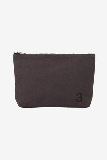 【&Premium別注】CANVAS NUMBER POUCH 3