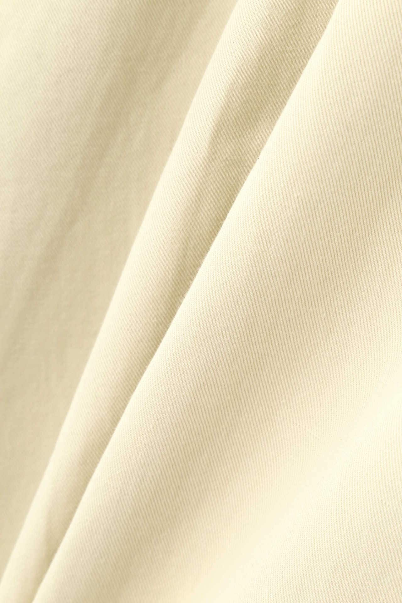 HIGHTWISTED COTTON LINEN