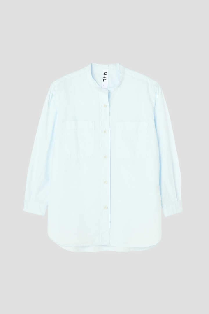 COTTON RAMIE POPLIN(MHL SHOP限定)