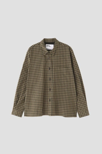 END ON END COTTON CHECK_044
