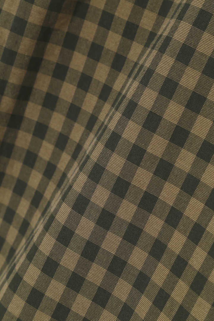 END ON END COTTON CHECK6