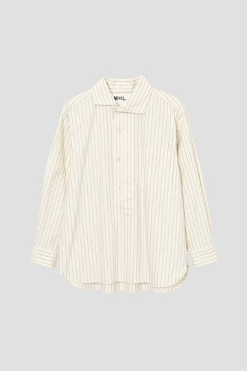 TWIN STRIPE COTTON(MHL SHOP限定)_032