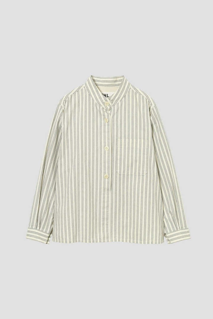COTTON OXFORD STRIPE1
