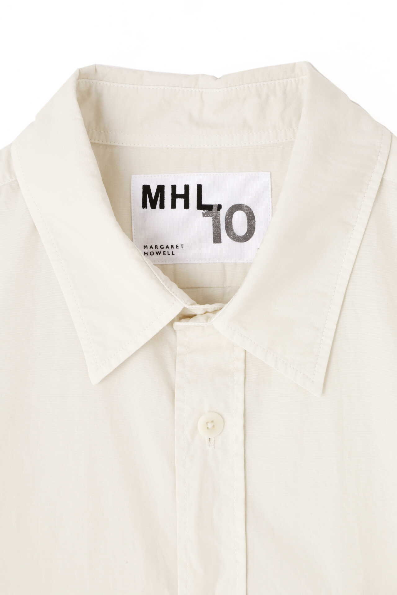 COMPACT COTTON POPLIN(MHL 代官山限定)2