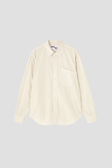 COMPACT COTTON POPLIN(MHL 代官山限定)_032