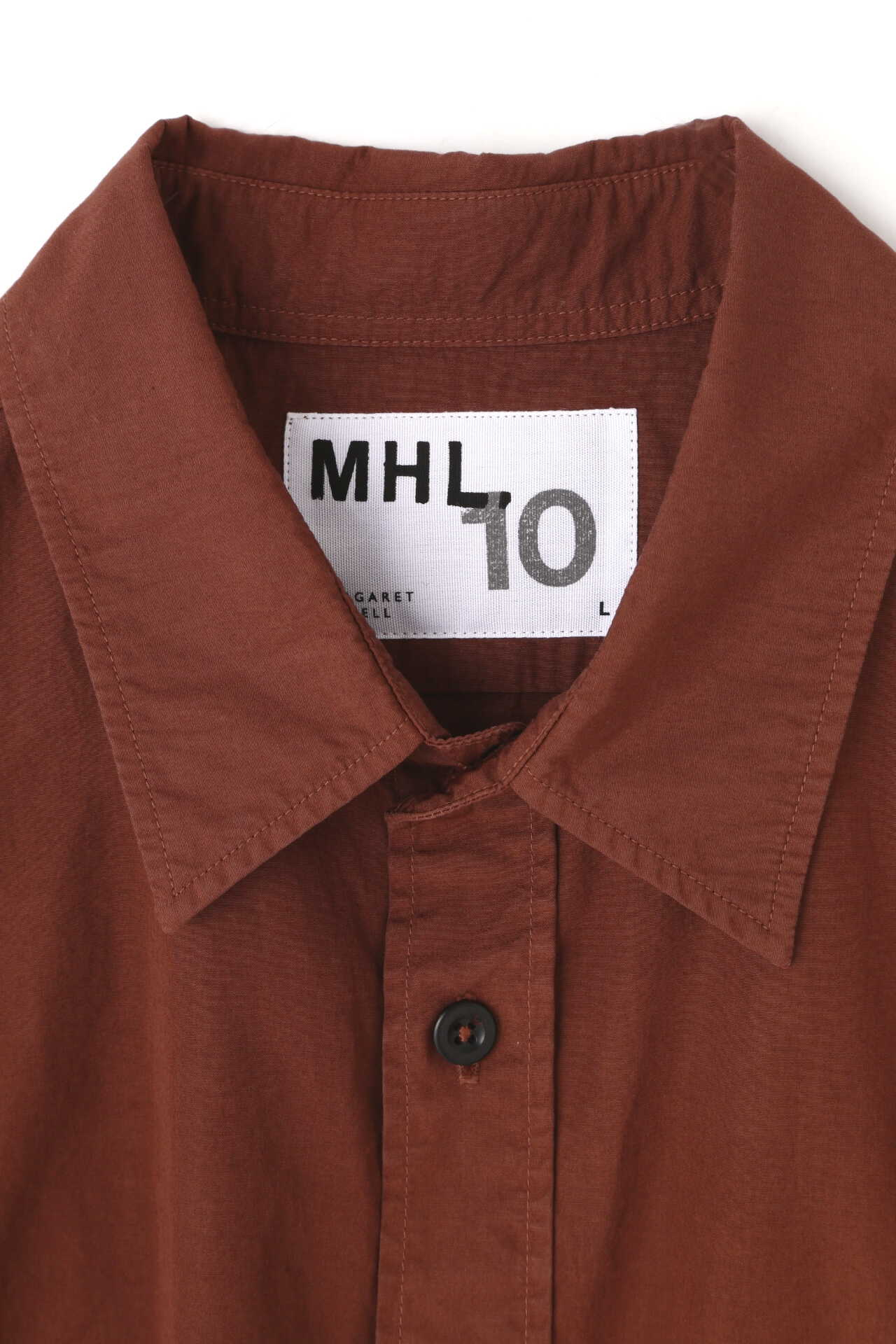 COMPACT COTTON POPLIN(MHL 代官山限定)6