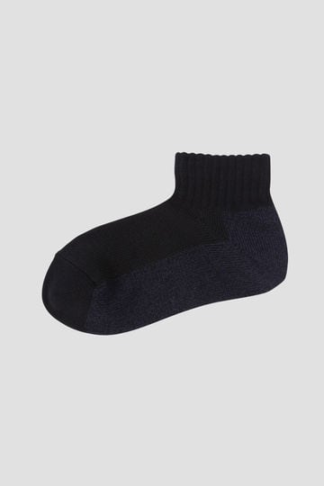 MELANGE SHORT SOCK