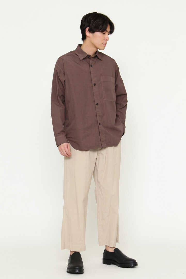 COMPACT COTTON POPLIN(MHL SHOP限定)   UPNG3