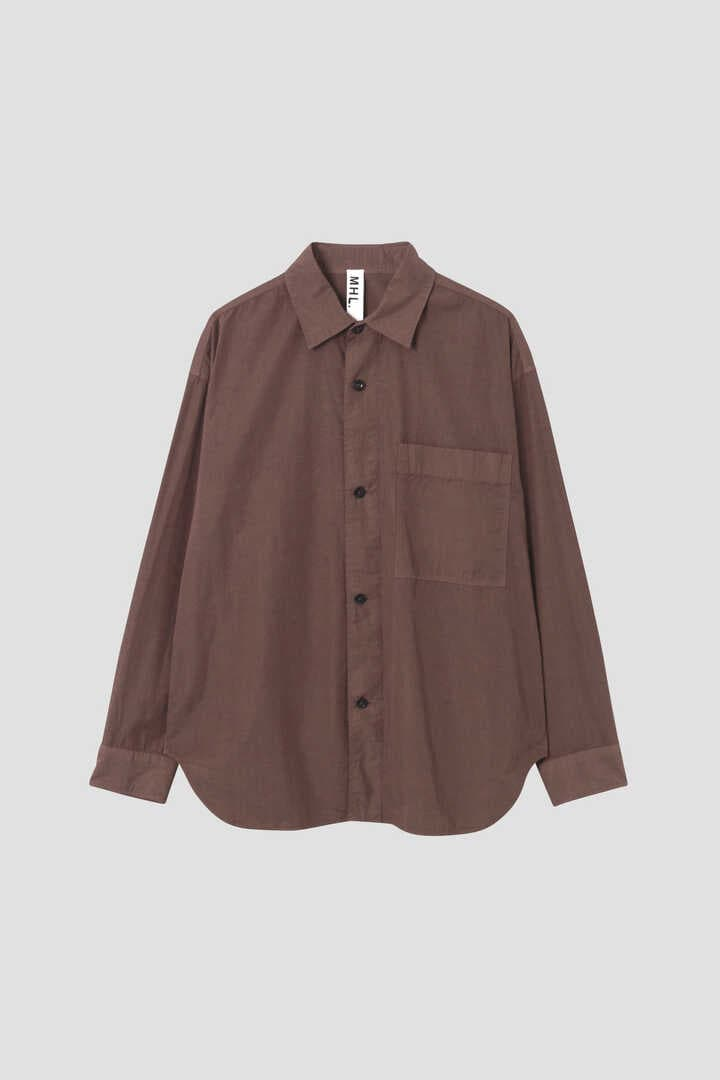 COMPACT COTTON POPLIN(MHL SHOP限定)   UPNG1