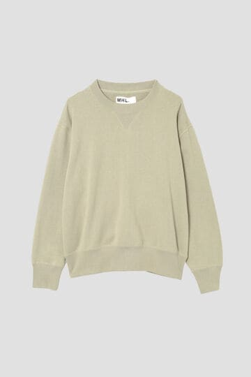 LIGHT LOOPBACK COTTON(MHL SHOP限定)_043
