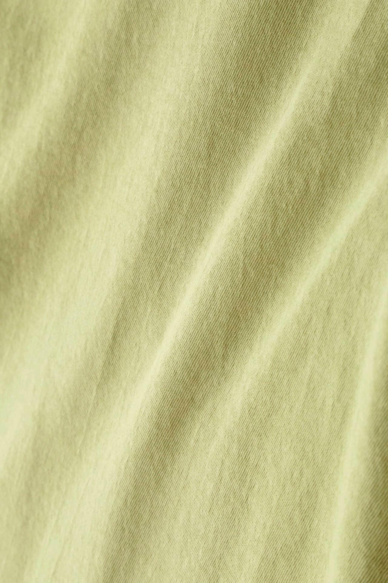 GARMENT DYE  HIGH TWISTED JERSEY(MHL SHOP限定)4