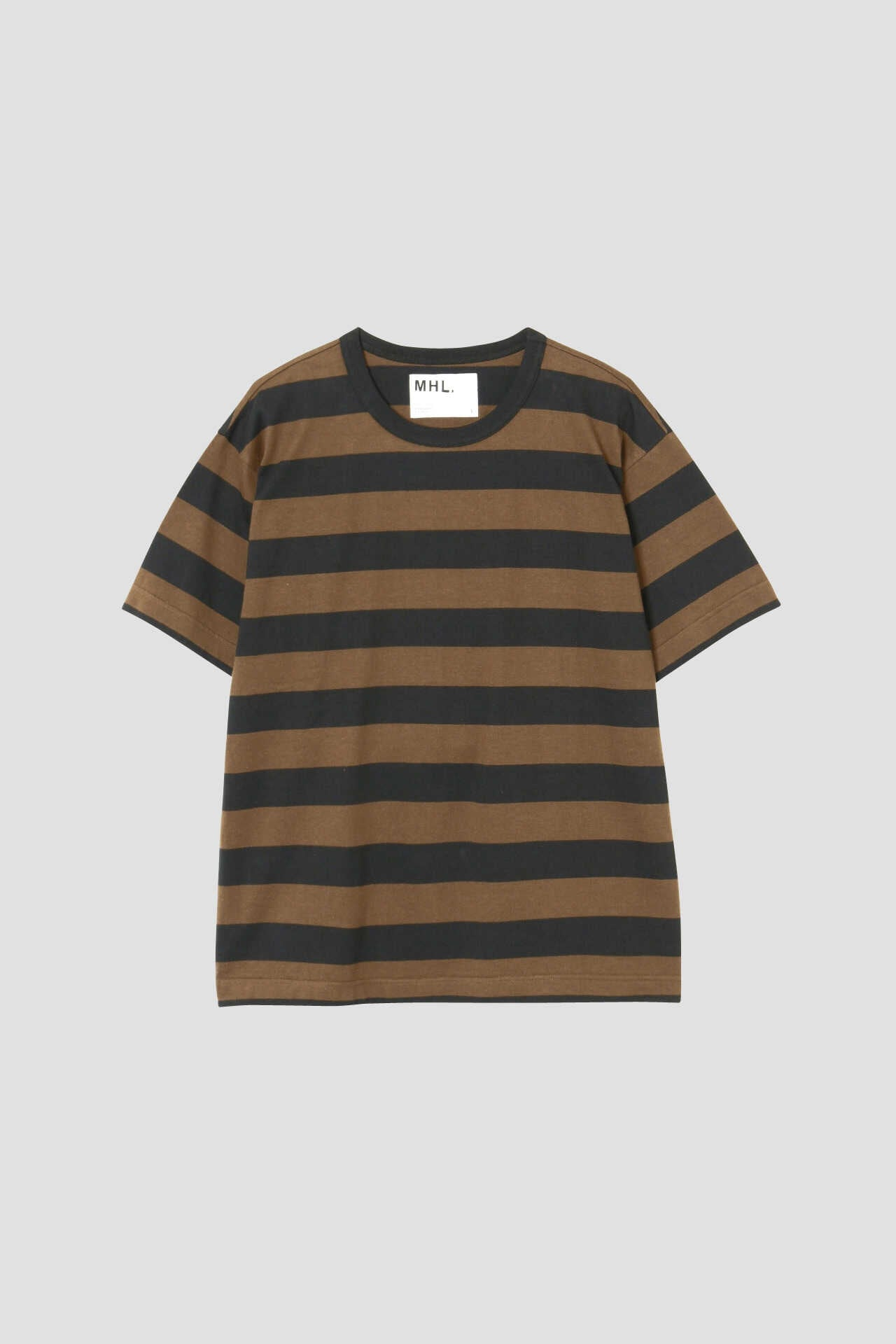COTTON HEMP WIDE STRIPE1