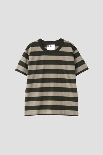COTTON HEMP WIDE STRIPE_143