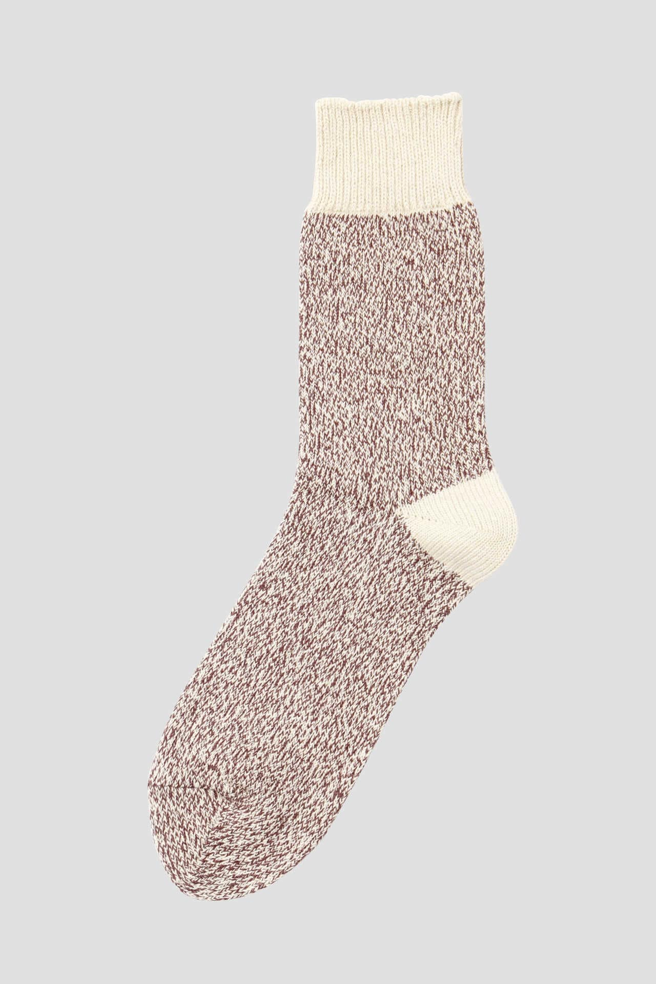 MELANGE COTTON LINEN SOCK7