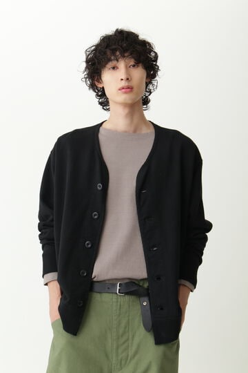 DRY COTTON LINEN LOOPBACK(MHL SHOP限定)_010