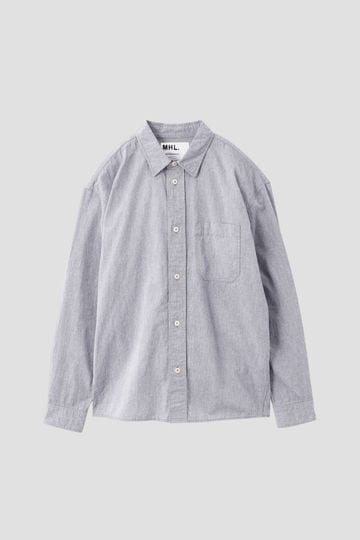 DRY COTTON CHAMBRAY