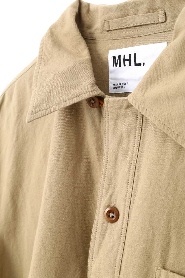 VINTAGE COTTON TWILL(MHL SHOP限定)
