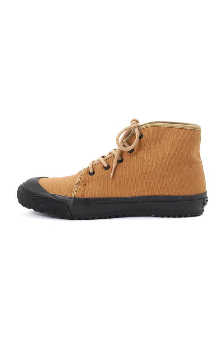 MILITARY HIGH TOP BOOT