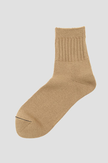 ROUGH COTTON SHORT SOCK(MHL SHOP限定)