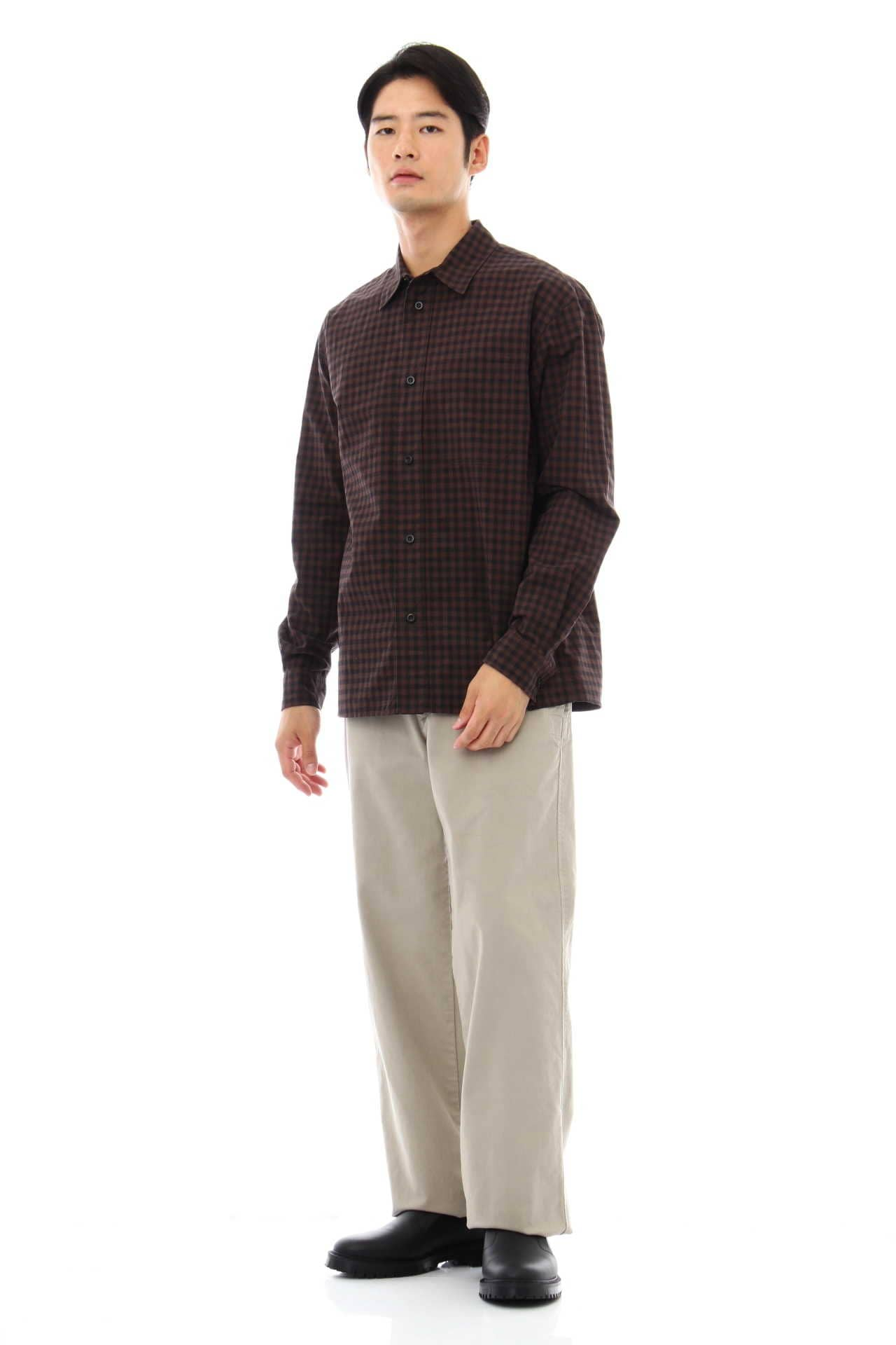 BRUSHED COTTON TWILL9