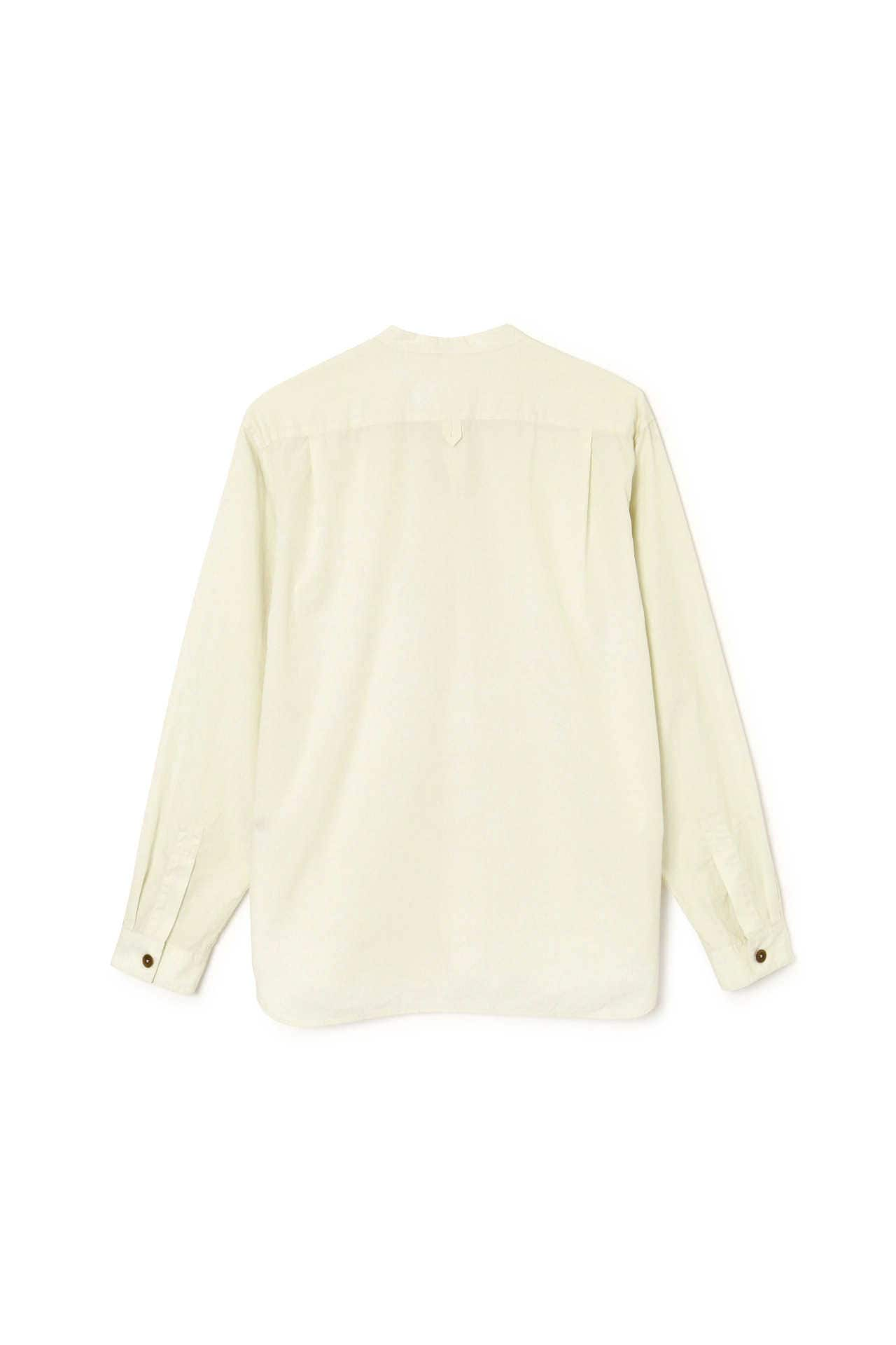 GARMENT DYE BASIC POPLIN(MHL SHOP限定)8