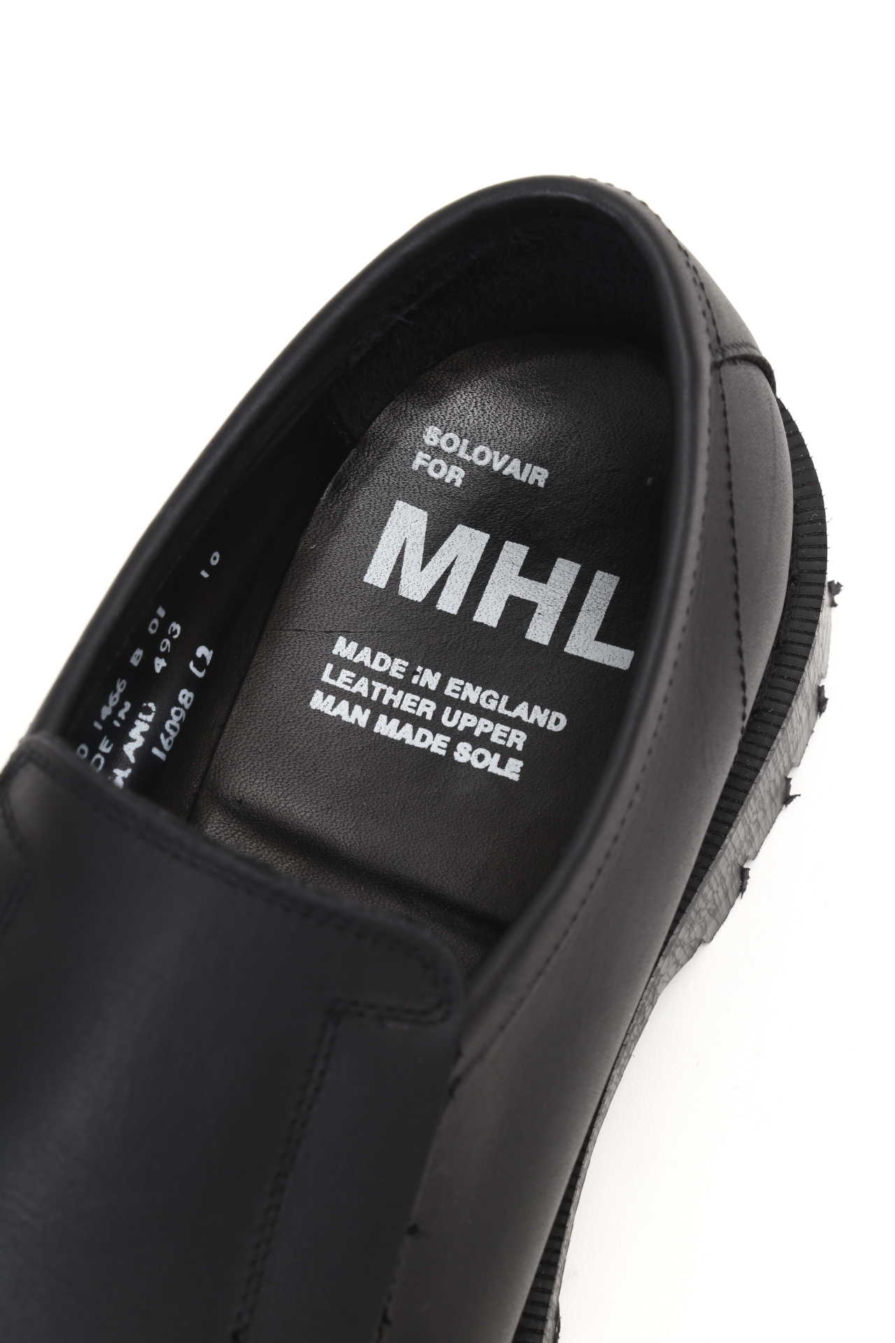 MHL FIREMAN'S SHOE(MHL SHOP限定)6