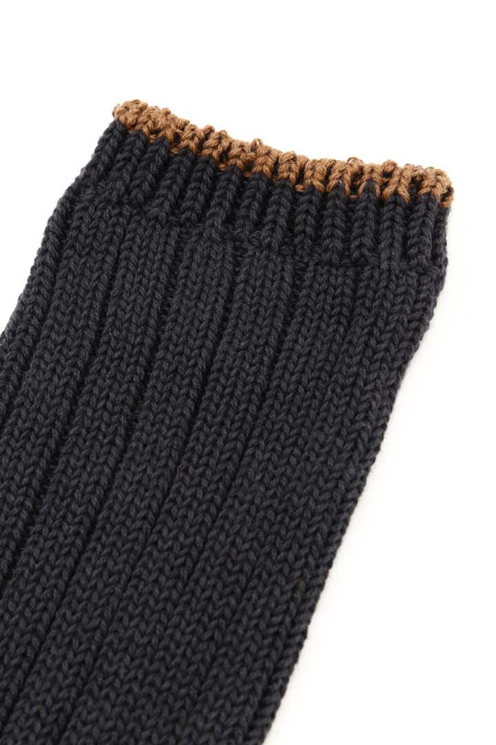 TIPPED COTTON RIB SOCK2