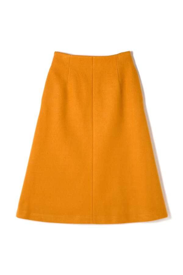 FORDMILLS / ニードルジャージAラインスカート