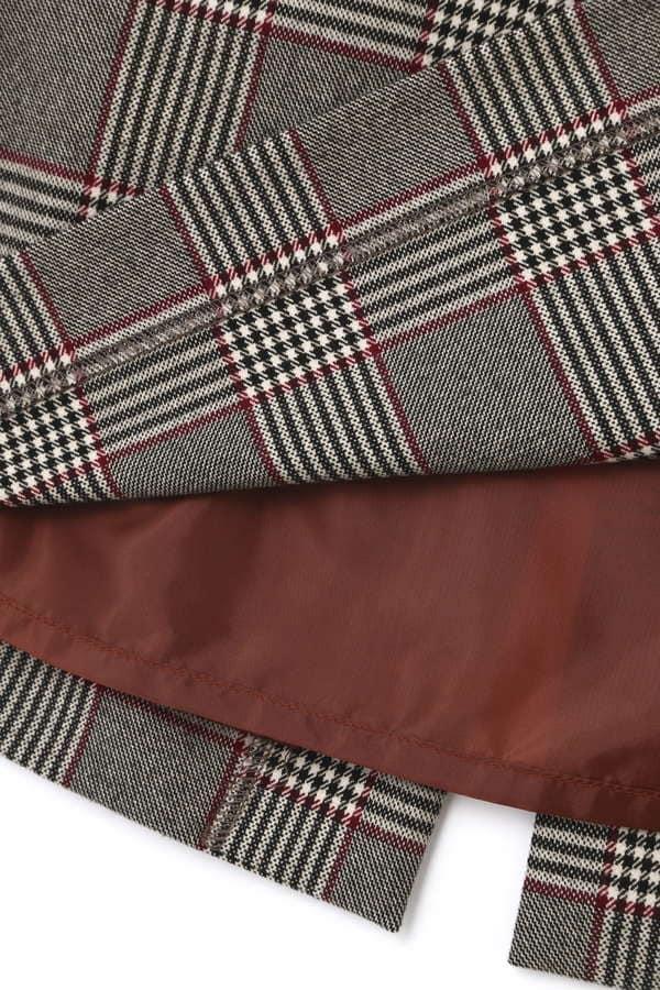 FORDMILLS / チェックタイトスカート