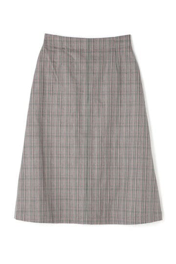 FORDMILLS / チェックAラインスカート