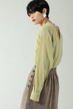 ドレスシャツブラウス